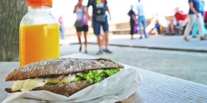 Fatela da voi: la pausa pranzo