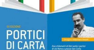 Portici di Carta 2015: a Torino si passeggia tra i libri