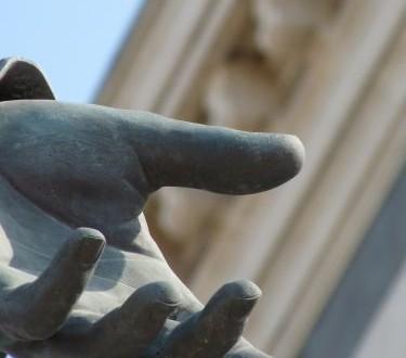Veronesi e le mani come mezzi diagnostici