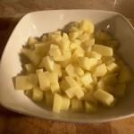 Zuppa di cicerchie, castagne e noci