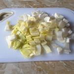Filetto di manzo ai funghi porcini con belga stufata