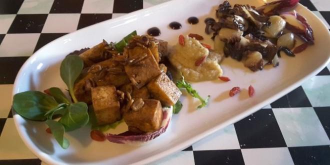Tofu in salsa di soia, quando la nostra tradizione sposa l'Oriente