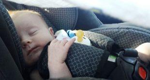 In vacanza col bebè, come affrontare il viaggio