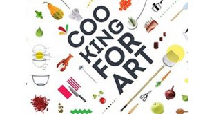 Finalissima di Cooking For Art a Roma, dove la gastronomia sposa l'arte