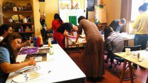 Arte terapia: i bambini e la relazione