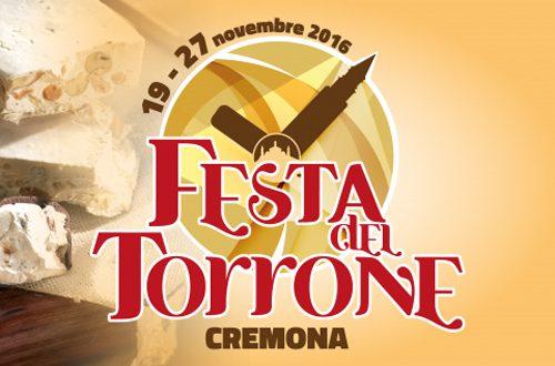 E' tempo di festa del torrone a Cremona, la più dolce che ci sia