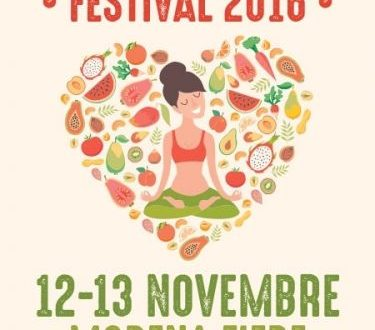 Il prossimo week end torna Modena Benessere Festival 2016