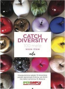 Catch Diversity: e se gli umani fossero come le mele?