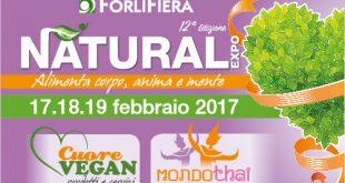 Natural Expo torna a Forlì. A tutto benessere dal 17 al 19 febbraio