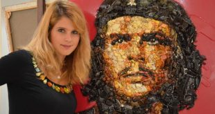 Mosaico di suggestioni con Lady Be (e come noi possiamo fare arte)
