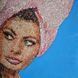 Lady Be: L'arte è un mosaico di suggestioni