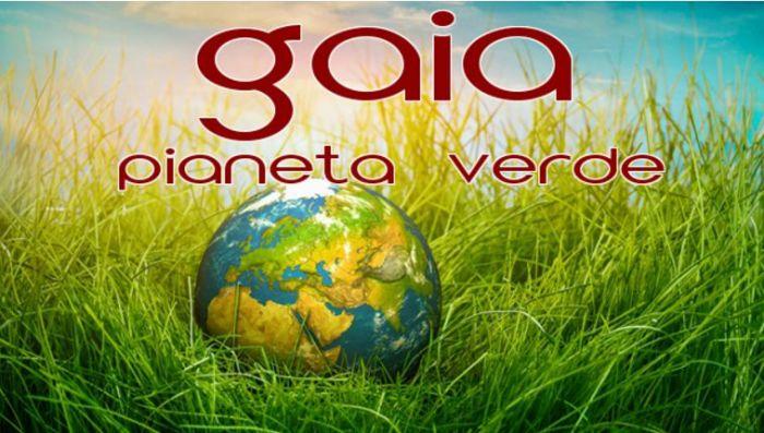 Gaia Pianeta Verde Benessere E Salute Attraverso Il Recupero Di Una