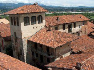 Turismo sostenibile: i mille borghi della bell'Italia: il Ricetto di Candelo
