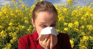 Allergie primaverili: ne soffre quasi il 20% degli italiani