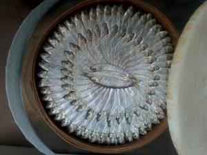 Un pieno di Omega 3 con la Saraghina, prodotto di mare simbolo della gastronomia di Romagna