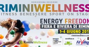 Riminiwellness 2017, sulla Riviera Romagnola esplode l'energia