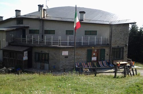 Un angolo di Alpi sull'appennino tosco-romagnolo, il Rifugio C.A.I. Città di Forlì