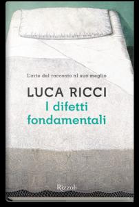 Luca Ricci, la celebrazione del racconto