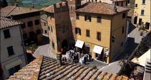 Turismo sostenibile: i mille borghi della bell'Italia: Pian di Scò