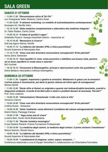 Naturalia, a Livorno tante idee naturali al 100%