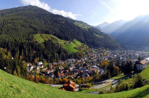 Turismo sostenibile: i mille borghi della bell'Italia: Campo Tures