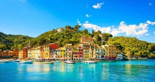 Turismo sostenibile: i mille borghi della bell'Italia: Portofino