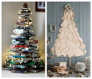Natale ecologico: dall'albero che si stampa alle decorazioni che si mangiano
