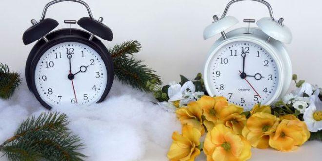 Sabato 24 marzo torna l' ora legale: come affrontare il cambio senza soffrire