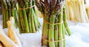 Alimenti 10 e lode. Gli asparagi: gigli dell'orto, fioriscono in tavola