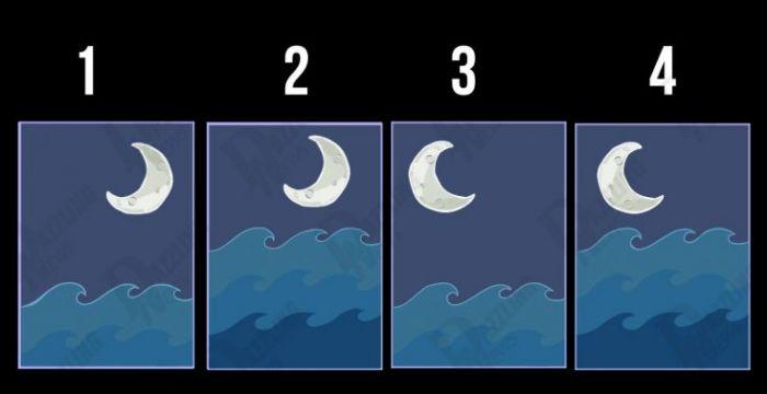 Test: quale mare e quale luna ti rappresentano meglio?