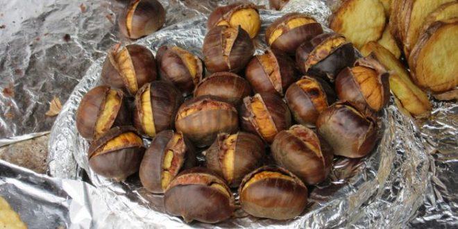 Alimenti 10 e lode Le castagne, da pane a dolce raffinato: il meglio del frutto d'autunno