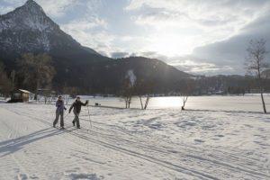 Sulla neve: godere lentamente di un mondo da fiaba, nel Tirolo