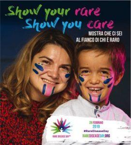 Malattie rare: gestire l'assistenza e la vita quotidiana