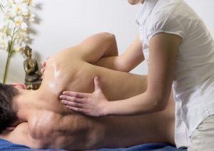L'atleta e l'inverno: vantaggi nel massaggiare i muscoli