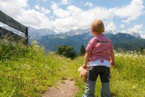 Asma allergica, dermatite atopica e diabete dei bambini (in vacanza)