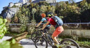 Tirolo: è lo splendido contesto di un nuovo percorso ciclistico