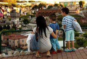 Pigiama party all'Italia in miniatura: appuntamento sotto le stelle