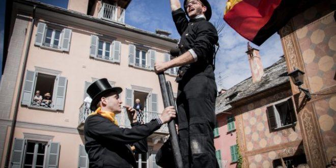 Raduno internazionale dello spazzacamino: un evento unico