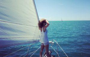 Partire in solitaria: un'occasione di crescita (anche in barca a vela)