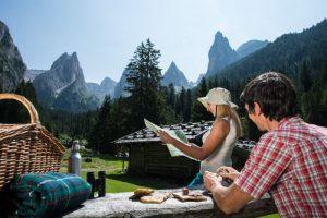 Pranzo in vetta con vista: la bellezza dell'Alpe di Siusi