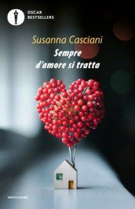 Susanna Casciani, declinare l'amore in tutte le sue forme