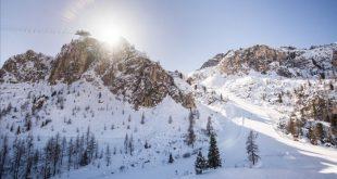 Il luogo giusto per sciare: neve perfetta ad Arabba