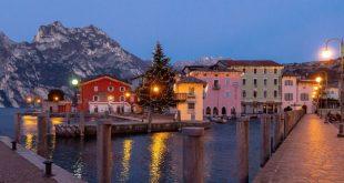 Natale e Capodanno al lago di Garda: atmosfera romantica