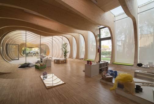 Il legno come elemento per vivere meglio: fa bene a noi e all'ambiente