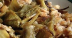 Farro e carciofi: tante fibre e sapore. La ricetta che sazia con gusto