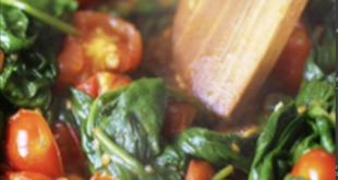 Bietolina al pomodoro, il piatto vegano che trionfa su tutte le tavole