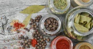 Spezie ed erbe aromatiche: perfette alleate del nostro benessere
